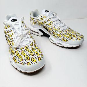 Nike Air Max Tn Logo Print Sneakers Mens 10.5 New